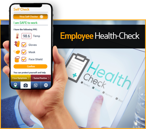individual employee health check